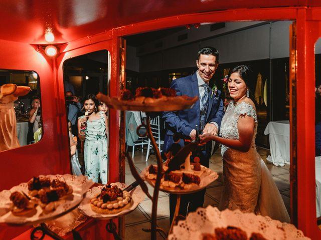 La boda de Miguel y Mireille en Caldes De Montbui, Barcelona 45