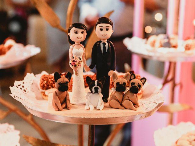 La boda de Miguel y Mireille en Caldes De Montbui, Barcelona 46