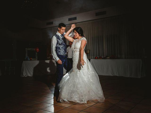 La boda de Miguel y Mireille en Caldes De Montbui, Barcelona 48
