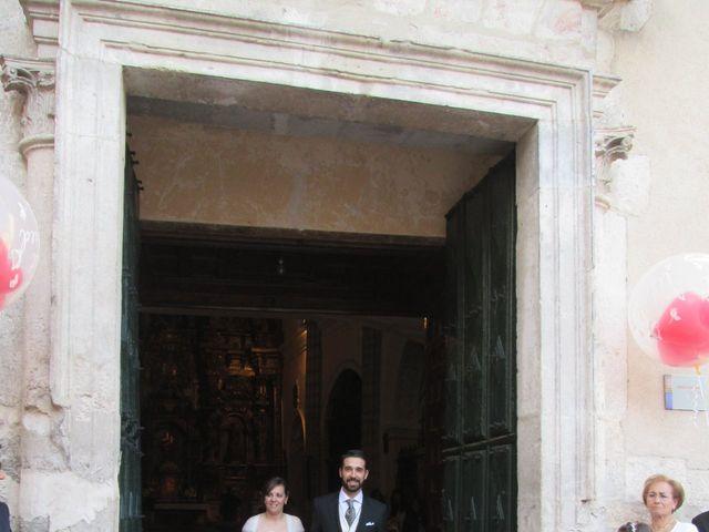 La boda de María y Félix en Cuellar, Segovia 2