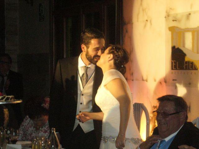 La boda de María y Félix en Cuellar, Segovia 1