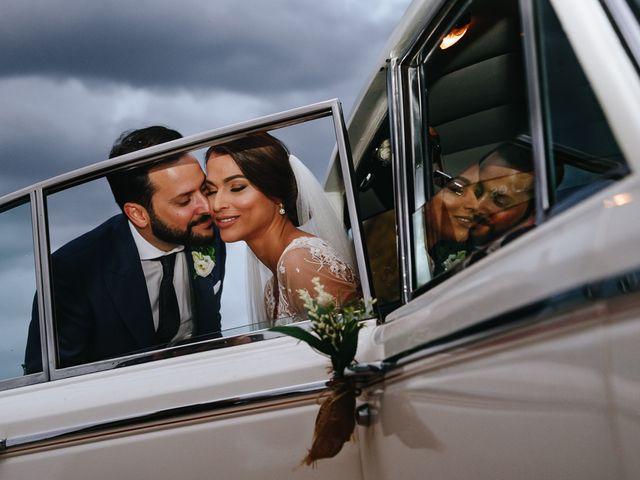 La boda de Ricardo y Andrea en Alcalá De Henares, Madrid 1
