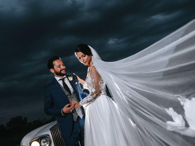 La boda de Ricardo y Andrea en Alcalá De Henares, Madrid 2