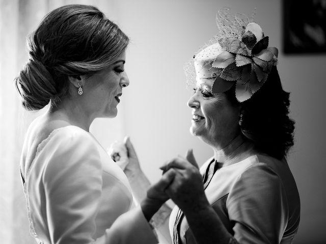 La boda de Juanfra y Sara en Alhaurin De La Torre, Málaga 15