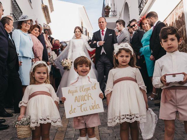 La boda de Juanfra y Sara en Alhaurin De La Torre, Málaga 18