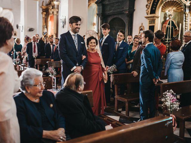 La boda de Juanfra y Sara en Alhaurin De La Torre, Málaga 19