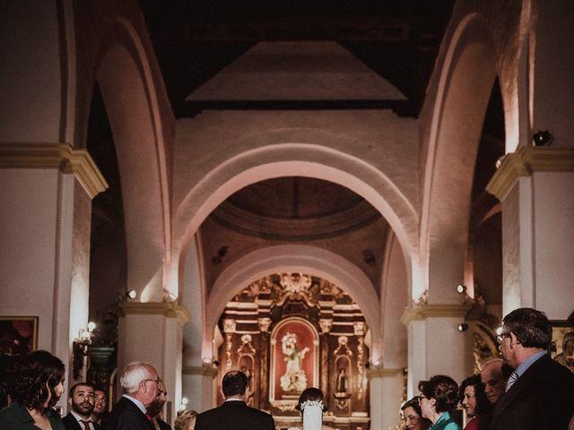 La boda de Juanfra y Sara en Alhaurin De La Torre, Málaga 20