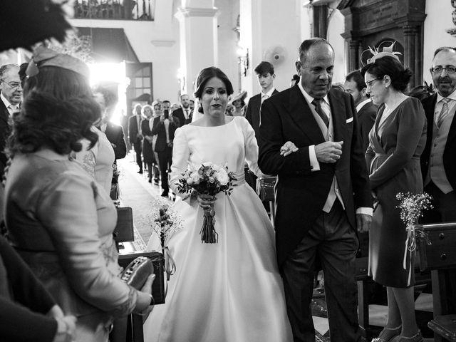 La boda de Juanfra y Sara en Alhaurin De La Torre, Málaga 21