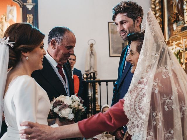 La boda de Juanfra y Sara en Alhaurin De La Torre, Málaga 22
