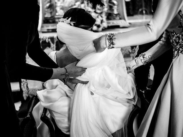 La boda de Juanfra y Sara en Alhaurin De La Torre, Málaga 24