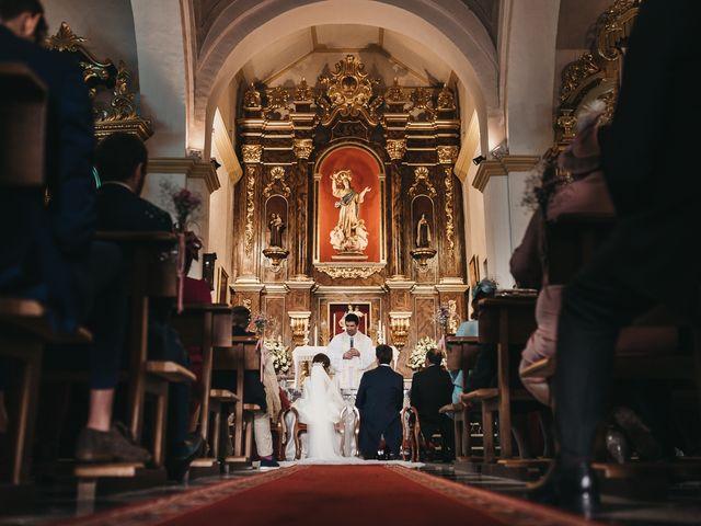 La boda de Juanfra y Sara en Alhaurin De La Torre, Málaga 25