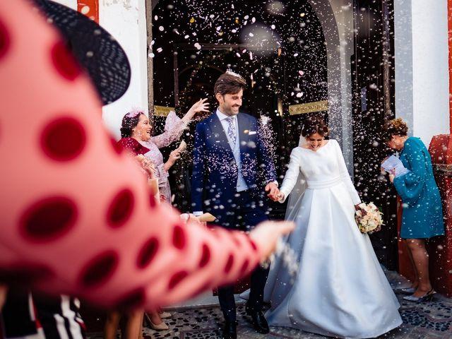La boda de Juanfra y Sara en Alhaurin De La Torre, Málaga 27