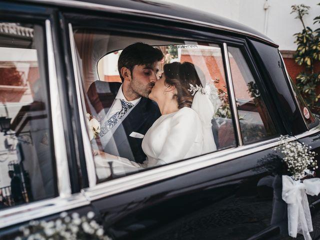 La boda de Juanfra y Sara en Alhaurin De La Torre, Málaga 28