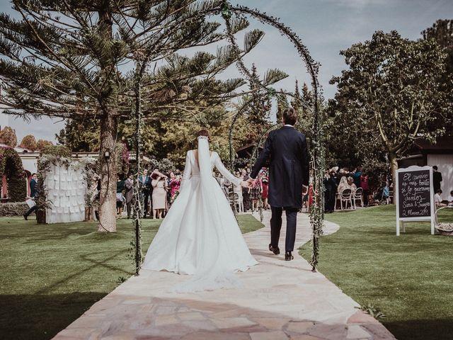 La boda de Juanfra y Sara en Alhaurin De La Torre, Málaga 34