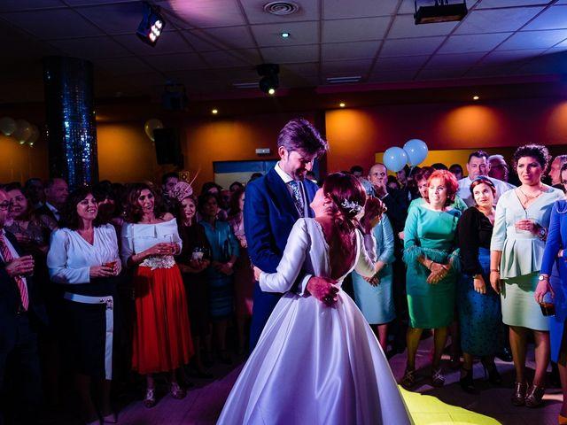 La boda de Sara y Juanfra