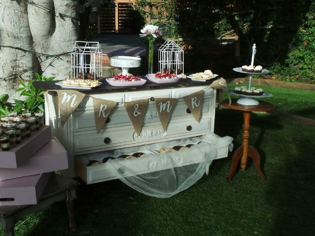 La boda de Scott y Fátima en Firgas, Las Palmas 3