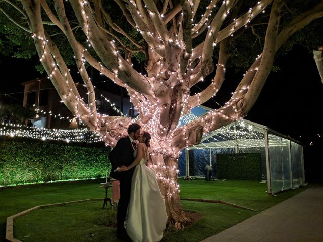 La boda de Scott y Fátima en Firgas, Las Palmas 12