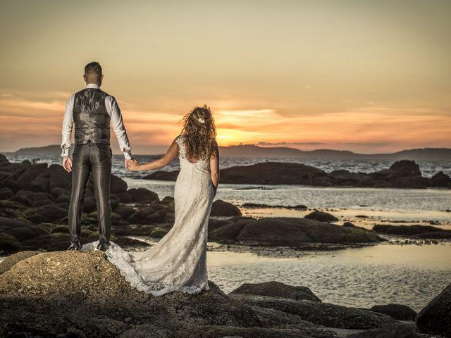La boda de Carmiña y Oscar