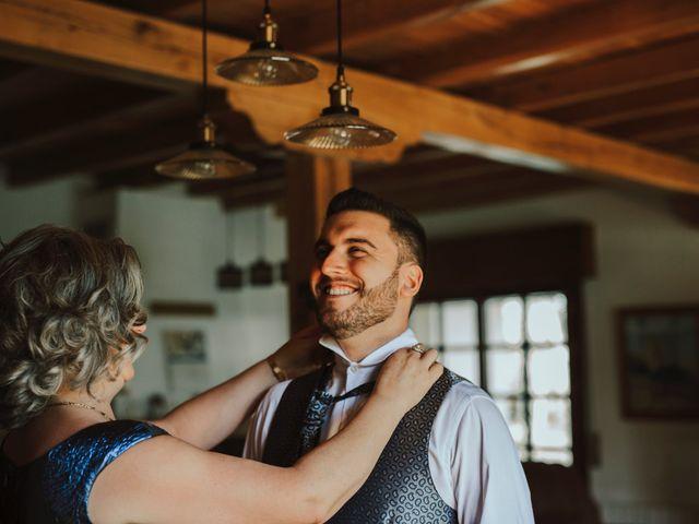 La boda de Oier y Izaskun en Bakio, Vizcaya 10