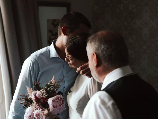La boda de Oier y Izaskun en Bakio, Vizcaya 52