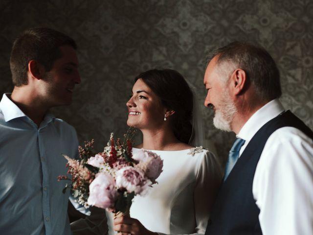 La boda de Oier y Izaskun en Bakio, Vizcaya 53