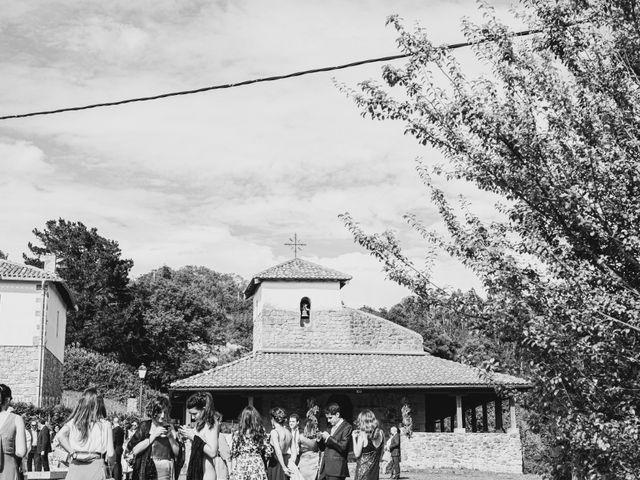 La boda de Oier y Izaskun en Bakio, Vizcaya 63