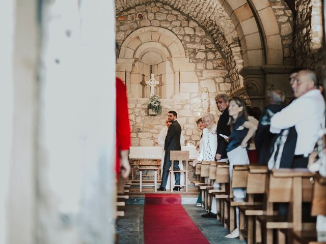 La boda de Oier y Izaskun en Bakio, Vizcaya 65