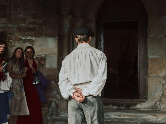 La boda de Oier y Izaskun en Bakio, Vizcaya 86