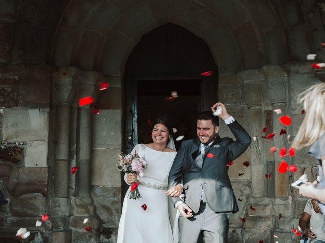 La boda de Oier y Izaskun en Bakio, Vizcaya 89