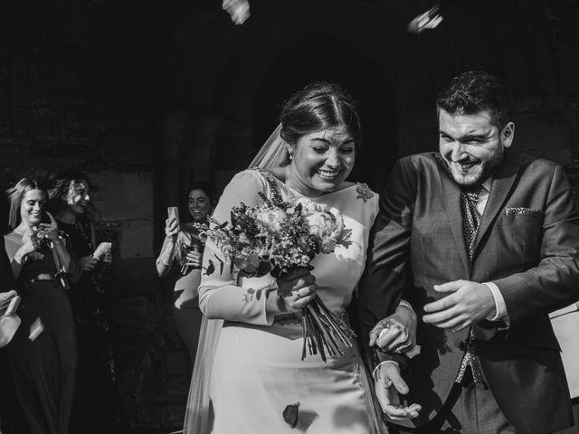 La boda de Oier y Izaskun en Bakio, Vizcaya 90