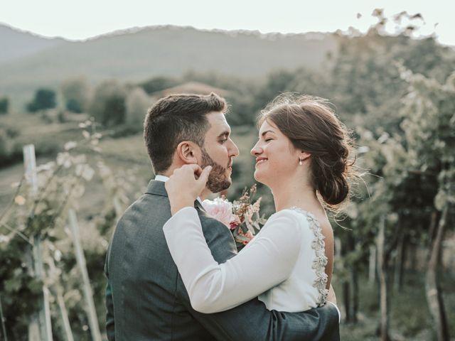 La boda de Oier y Izaskun en Bakio, Vizcaya 94