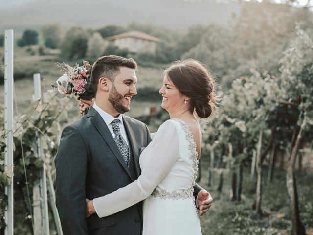 La boda de Oier y Izaskun en Bakio, Vizcaya 98