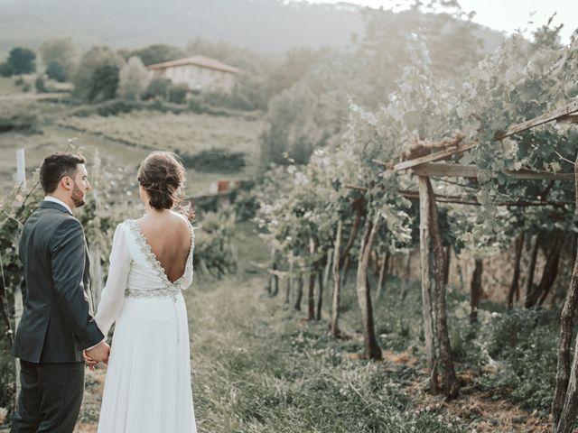 La boda de Oier y Izaskun en Bakio, Vizcaya 99