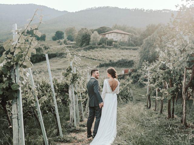 La boda de Oier y Izaskun en Bakio, Vizcaya 100