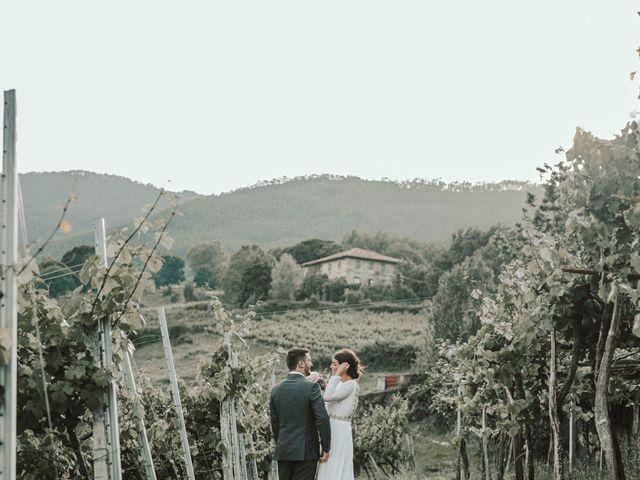 La boda de Oier y Izaskun en Bakio, Vizcaya 101