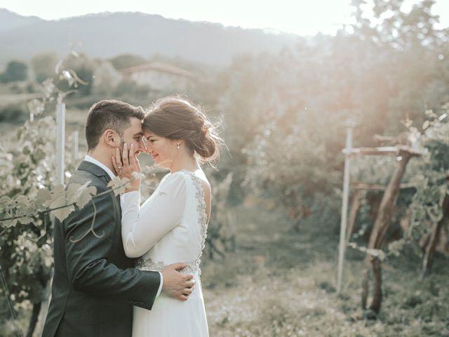 La boda de Oier y Izaskun en Bakio, Vizcaya 106