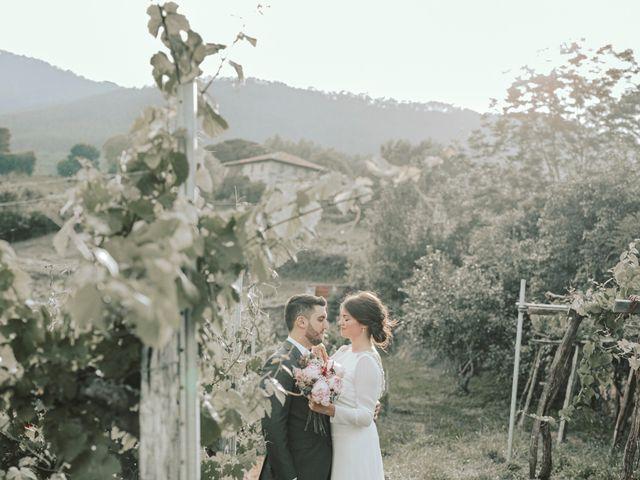 La boda de Oier y Izaskun en Bakio, Vizcaya 107