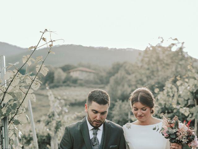 La boda de Oier y Izaskun en Bakio, Vizcaya 108
