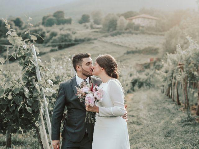 La boda de Oier y Izaskun en Bakio, Vizcaya 109