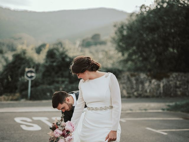 La boda de Oier y Izaskun en Bakio, Vizcaya 112