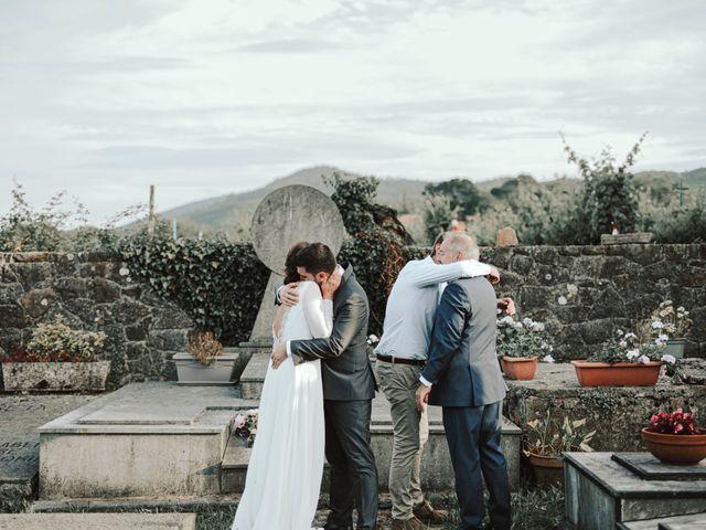 La boda de Oier y Izaskun en Bakio, Vizcaya 123