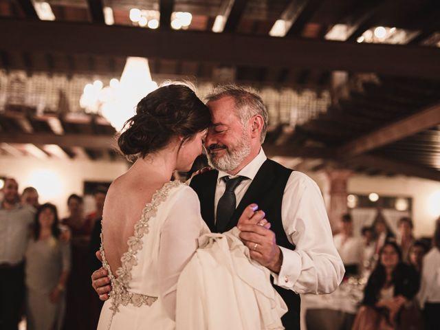La boda de Oier y Izaskun en Bakio, Vizcaya 154