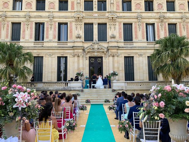 La boda de Rubén  y Estefania  en Jerez De La Frontera, Cádiz 6