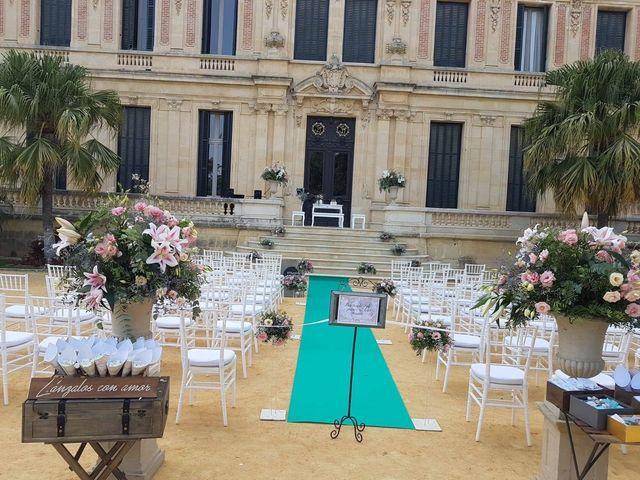 La boda de Rubén  y Estefania  en Jerez De La Frontera, Cádiz 9