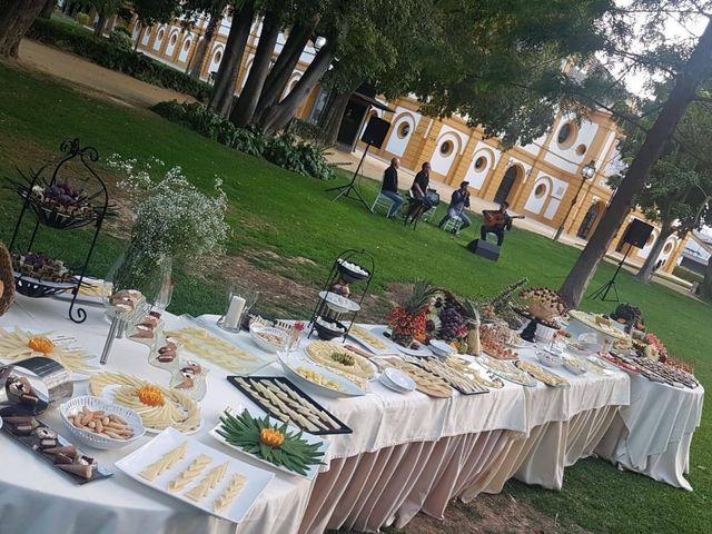 La boda de Rubén  y Estefania  en Jerez De La Frontera, Cádiz 2