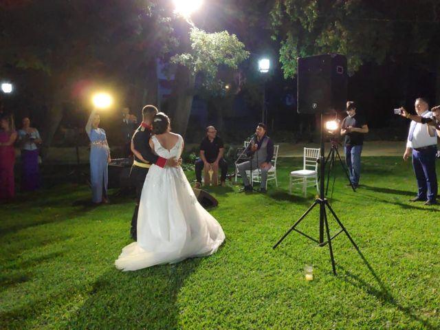 La boda de Rubén  y Estefania  en Jerez De La Frontera, Cádiz 11