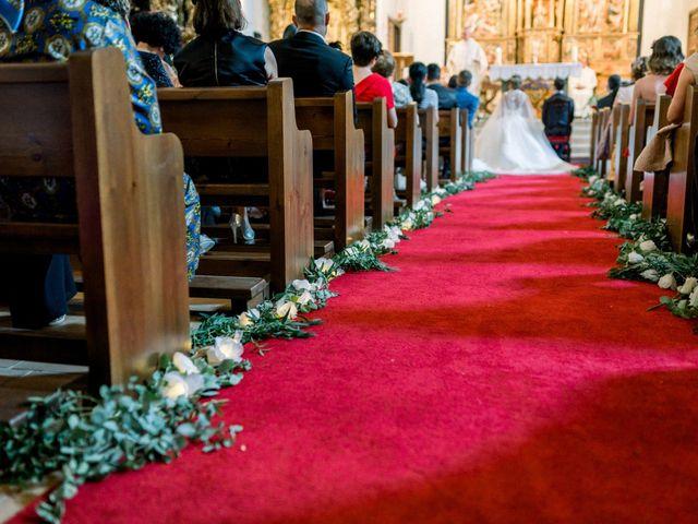 La boda de Toño y Marta en San Adrian, León 1