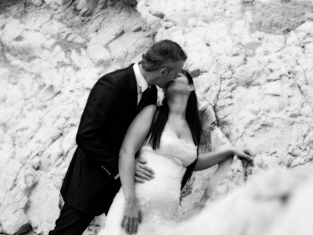 La boda de Edorta y Elizabeth en Arteaga, Vizcaya 1