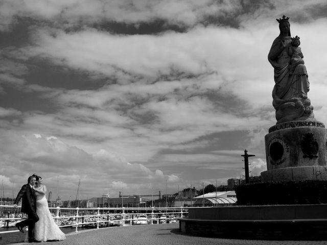 La boda de Edorta y Elizabeth en Forua, Vizcaya 18