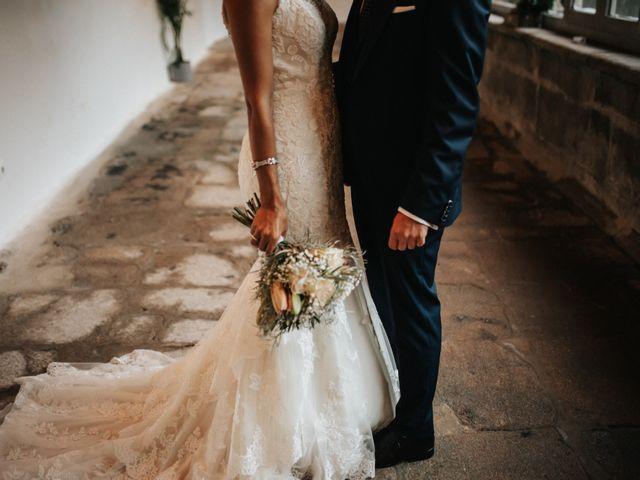 La boda de Bárbara y Abel